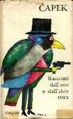 copertina di Racconti dall'una e dall'altra tasca