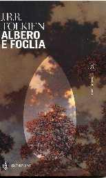 copertina di un volume della collana I Libri di Tolkien