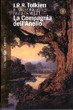 copertina di La Compagnia dell'Anello