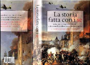 copertina di un volume della collana Collana Storica Rizzoli