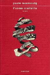 copertina di L'Uomo Scarlatto