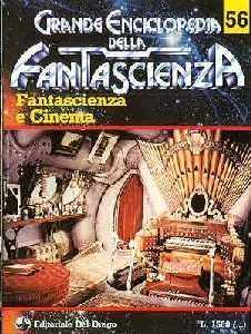 copertina di Fantascienza e Cinema