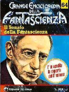 copertina di Il Senato della Fantascienza