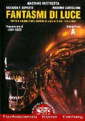 copertina di un volume della collana La Grande Enciclopedia di Profondo Rosso del Cinema di Fantascienza-Horror-Fantasy