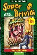 copertina di un volume della collana Super Brividi