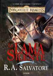 copertina di un volume della collana Forgotten Realms. I Soldati di Ventura