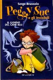 copertina di un volume della collana Peggy Sue e gli Invisibili