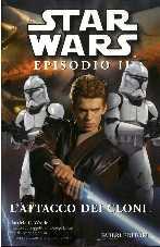 copertina di L'attacco dei cloni