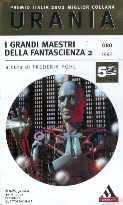 copertina di I grandi maestri della fantascienza 2