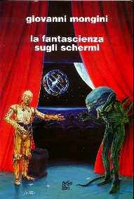 copertina di un volume della collana Fantascienza Saggi