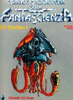 copertina di S.F. Profiles I