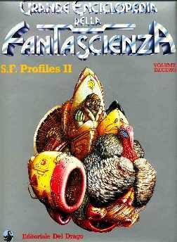 copertina di S.F. Profiles II