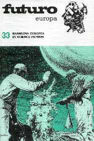 copertina di Futuro Europa 33