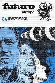 copertina di Futuro Europa 34