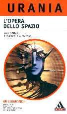 copertina di L'Opera dello spazio