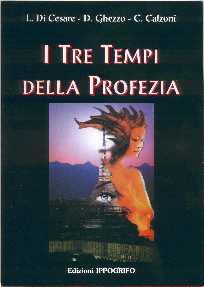 copertina di I tre tempi della profezia