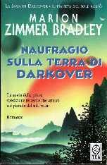 copertina di Naufragio sulla terra di Darkover