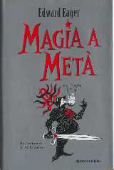 copertina di un volume della collana Magia