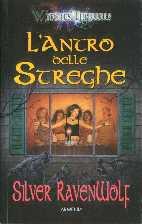 copertina di un volume della collana Magick