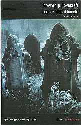 copertina di L'orrore sotto il tumulo