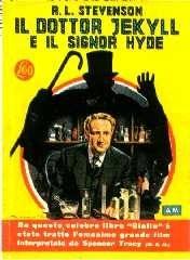 copertina di Il dottor Jekyll e il signor Hyde