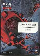 copertina di Slan