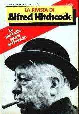 copertina di un volume della collana La Rivista di Alfred Hitchcock