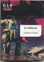 copertina di Guerra eterna