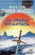 copertina di La Spada incantata