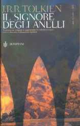 copertina di Il Signore degli anelli[. Trilogia]