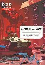 copertina di Le armi di Isher