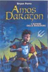 copertina di un volume della collana Amos Daragon