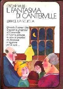 copertina di Il fantasma di Canterville[ e altri racconti]