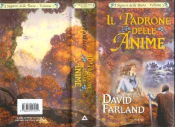 copertina di un volume della collana I Signori delle Rune