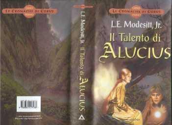 copertina di un volume della collana Le Cronache di Corus