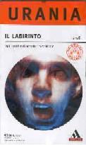 copertina di Il labirinto