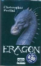 copertina di Eragon