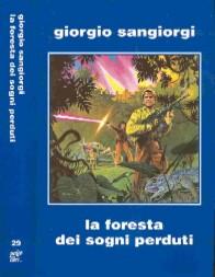 copertina di La foresta dei sogni perduti
