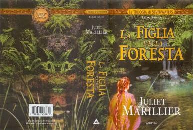 copertina di un volume della collana La Trilogia di Sevenwaters