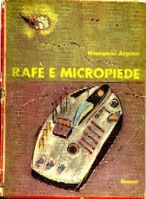 copertina di Rafè e Micropiede