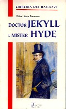 copertina di Doctor Jekyll e mister Hyde