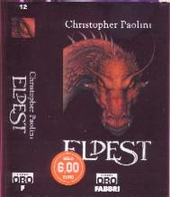 copertina di Eldest