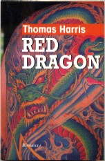 copertina di Red Dragon