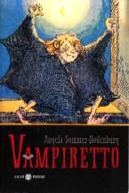 copertina di un volume della collana Vampiretto
