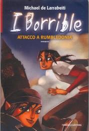 copertina di un volume della collana I Borrible