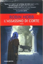 copertina di L'assassino di corte