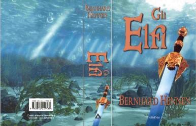copertina di un volume della collana Deutsche Fantasy