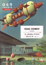 copertina di Le grandi storie della SF vol. 2
