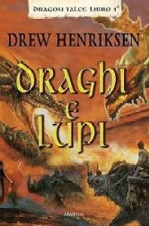 copertina di un volume della collana Dragon Tales