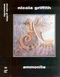 copertina di Ammonite